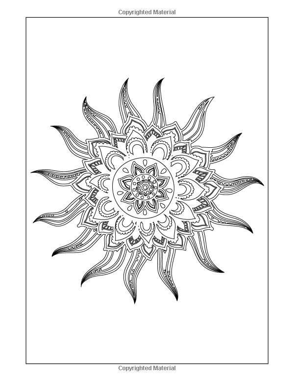 Coloring Books For Grownups Indian Mandala Coloring Pages Intricate Mandala Coloring Books For A Mandala Coloring Books Coloring Pages Mandala Coloring Pages