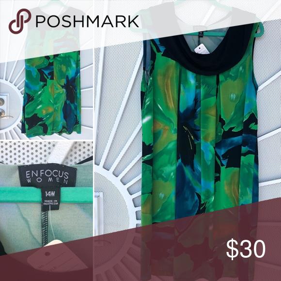 6e1692fd14808 ♥️JUST IN ♥️14w Women s long top or dress. women s tank. Gorgeous colors