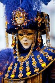 Masquerade Party anyone?