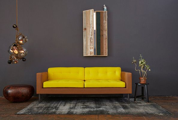 See It Now: The Future Perfect Debuts Handcrafted Collection at #ICFF