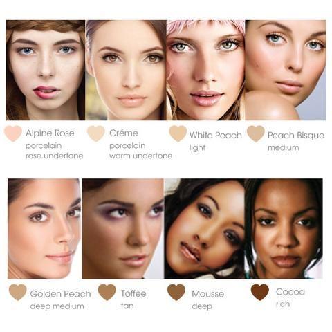 21++ Golden peach skin tone ideas