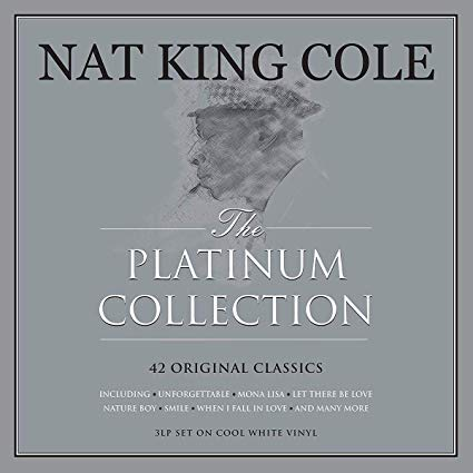 Nat King Cole Platinum Collection White Vinyl Amazon Com Music White Vinyl Nat King Cole Vinyl