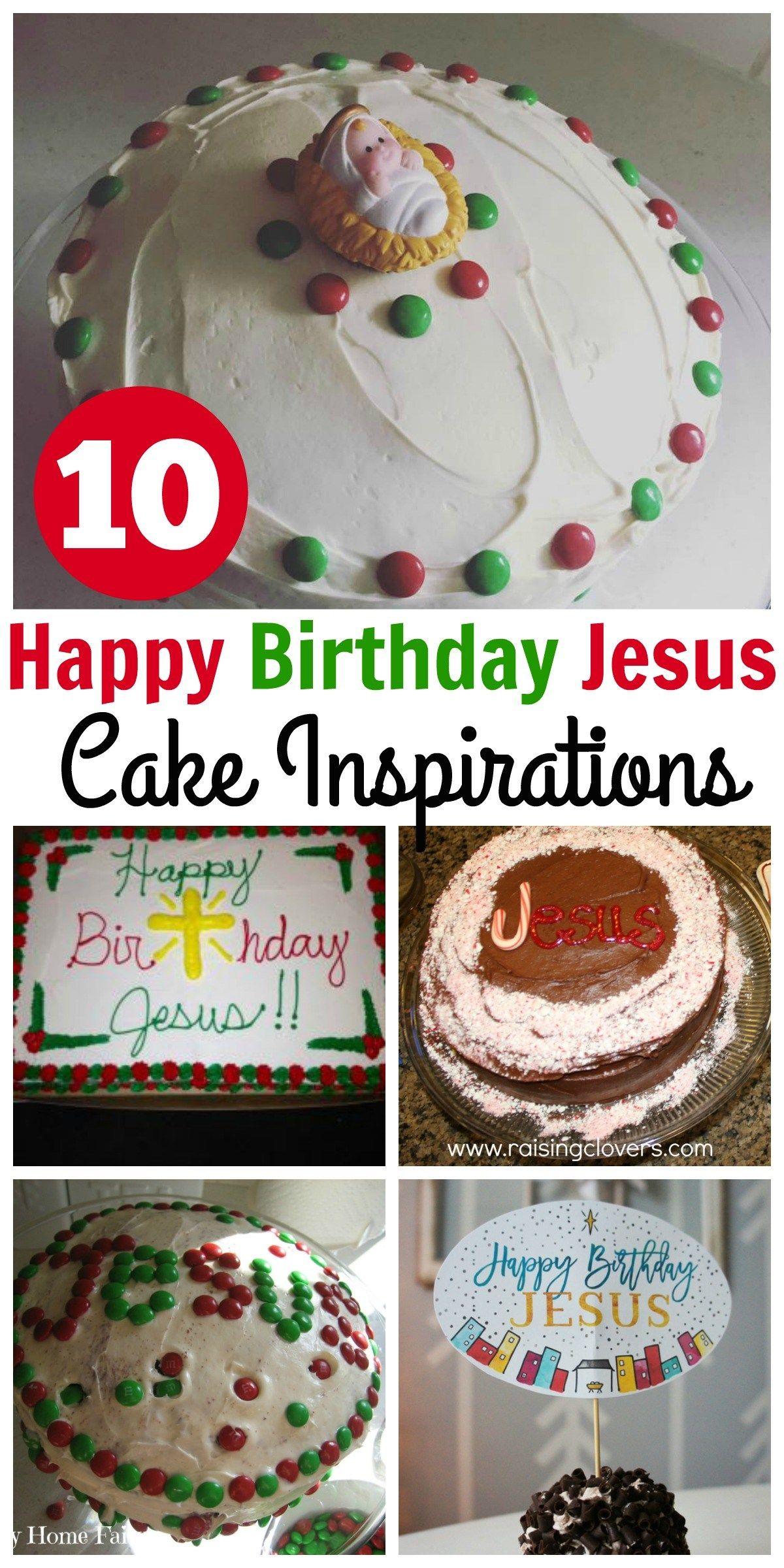 Happy Birthday Jesus Cake Ideas Happy birthday jesus