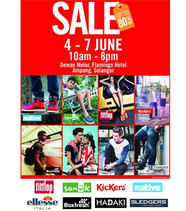 Bratpack Warehouse Sale for Shoes