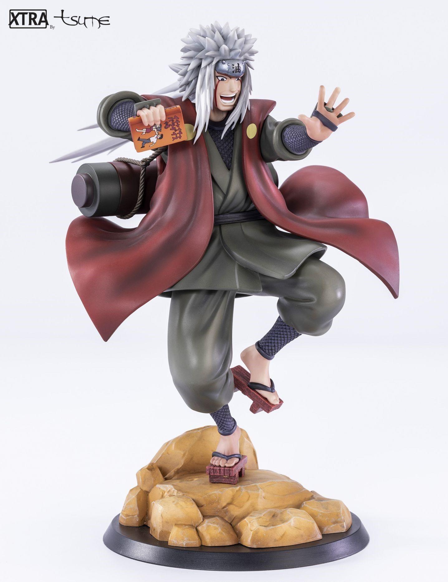 Jiraiya xtra by tsume naruto anime figures action figures