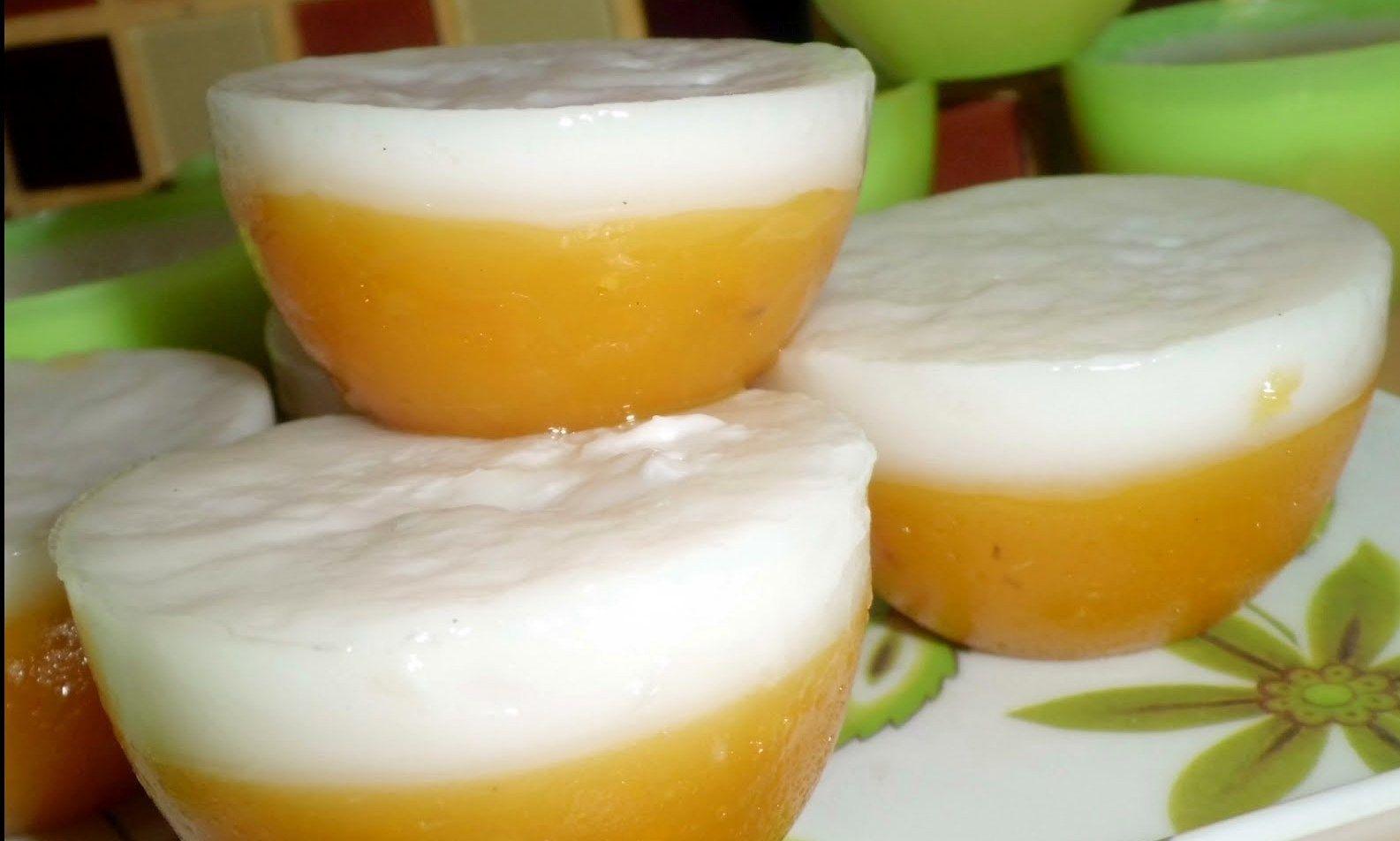 Resep Talam Singkong Food Malaysian Dessert Recipes