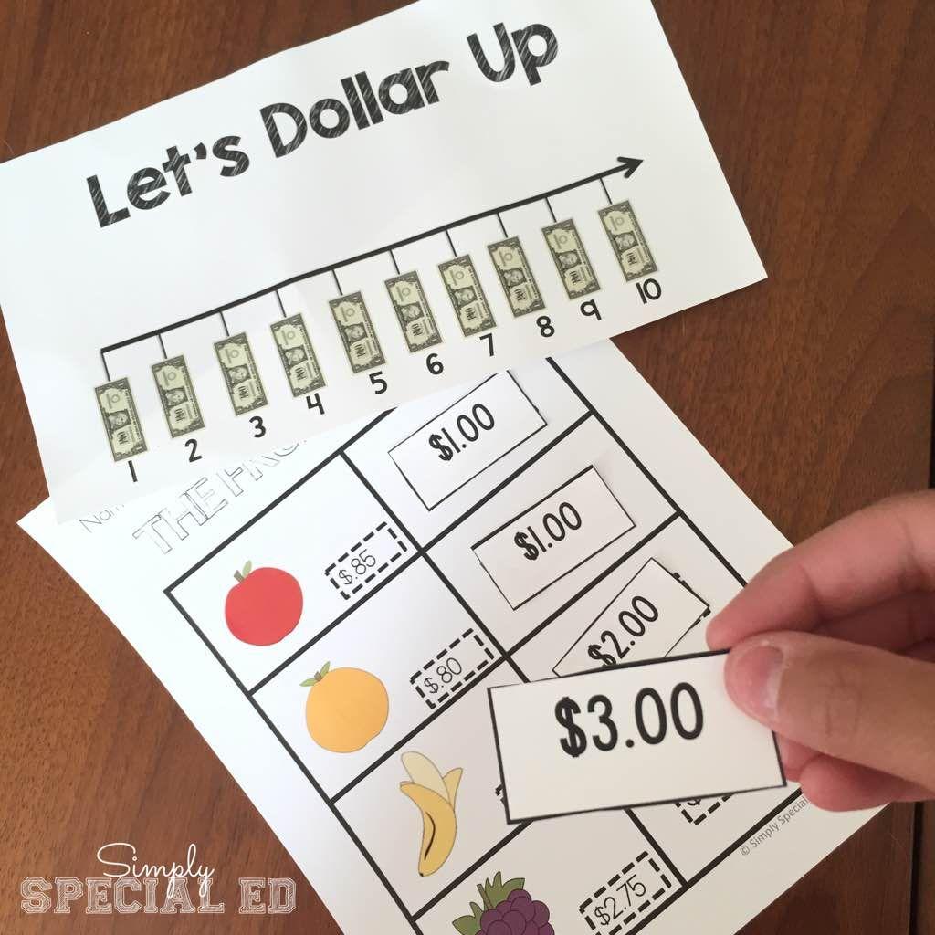 Dollar Up Diner Life Skills