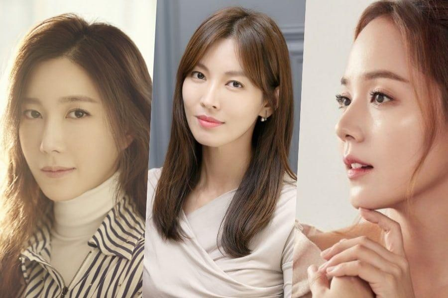 Lee Ji Ah, Kim So Yeon, Eugene, And More Confirm For Upcoming SBS Drama