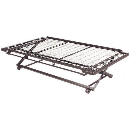 166 Pop Up Trundle Bed Frames Walmart Com I Did Extensive