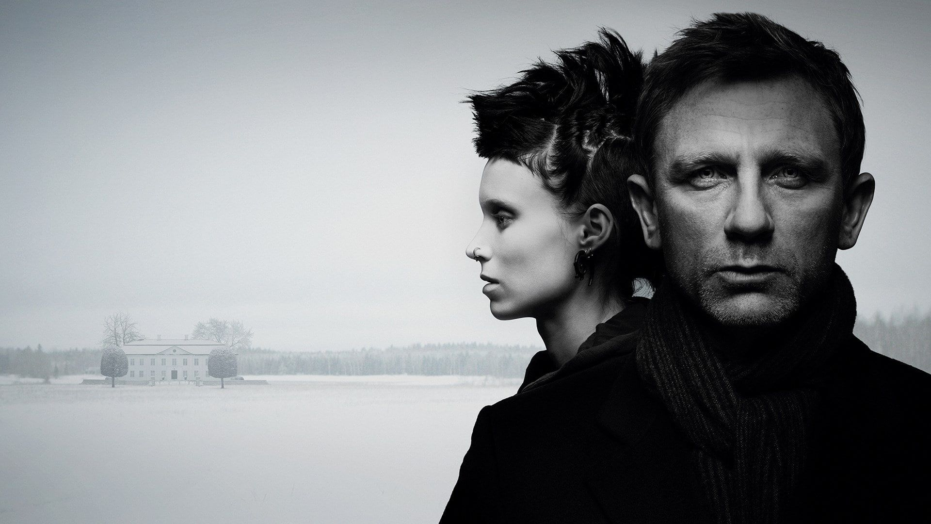 HD wallpaper: the girl with the dragon tattoo