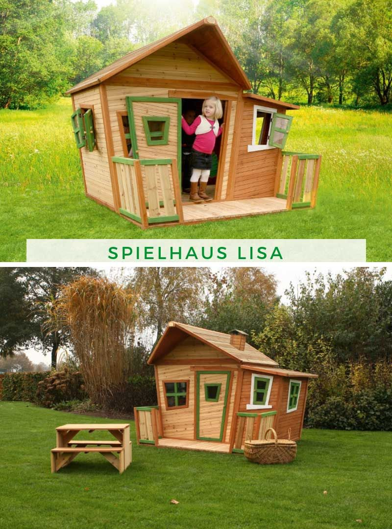 Spielhaus Lisa Spielhaus Spielhaus Garten Haus