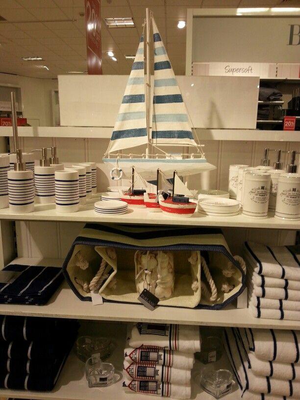 Boat items debenhams | Bathroom | Pinterest