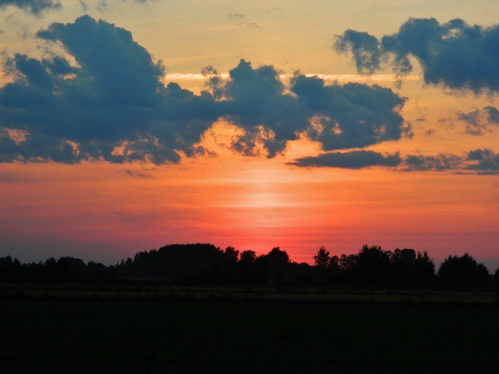 Sunset @ Ilmajoki