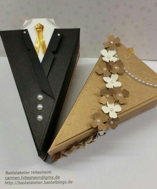 Tortenstücke Zur Goldenen Hochzeit Stampinup