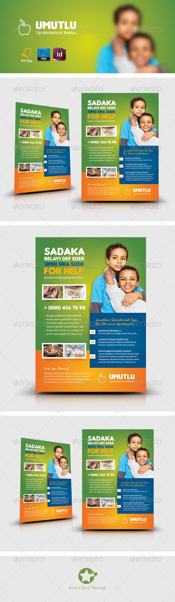 Charity Flyer Templates Fontslogosicons Pinterest – Donation Flyer Template