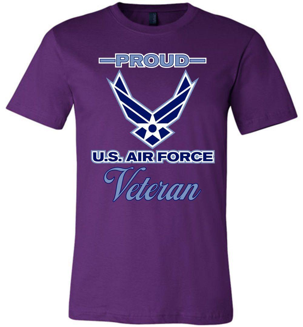 Proud U.S. Air Force Veteran Unisex T-Shirt