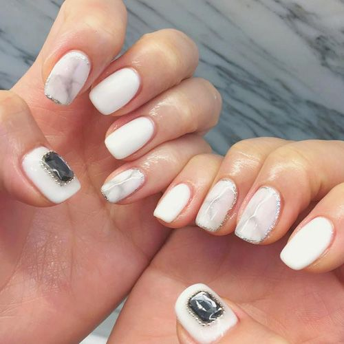 Best Nail Designs - 44 Trending Nail Designs for 2018