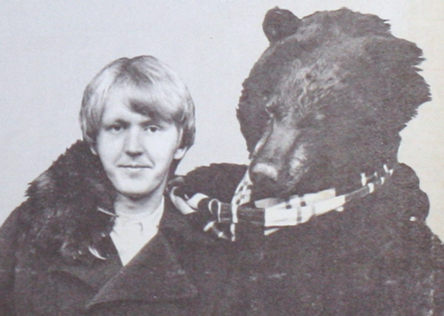 Harry Nilsson and the Amazing Dancing Bear Harry nilsson