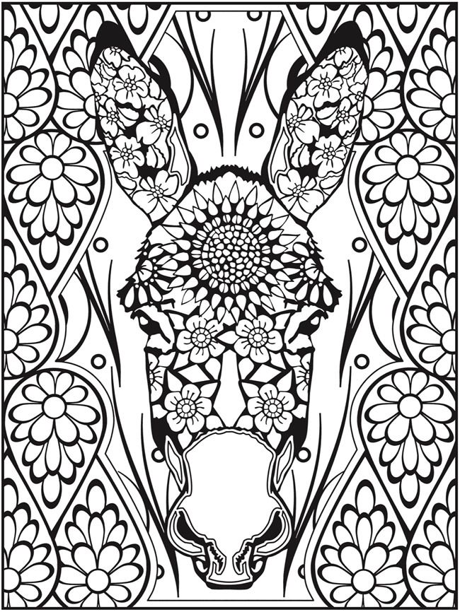 welcome to dover publications creative haven animal calaveras coloring book by mary agredo and javier agredo pic - Publishing A Coloring Book