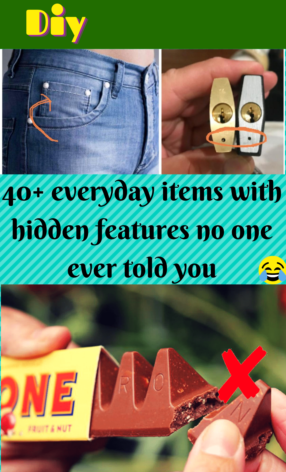 40+ everyday items with hidden features no one ever told you