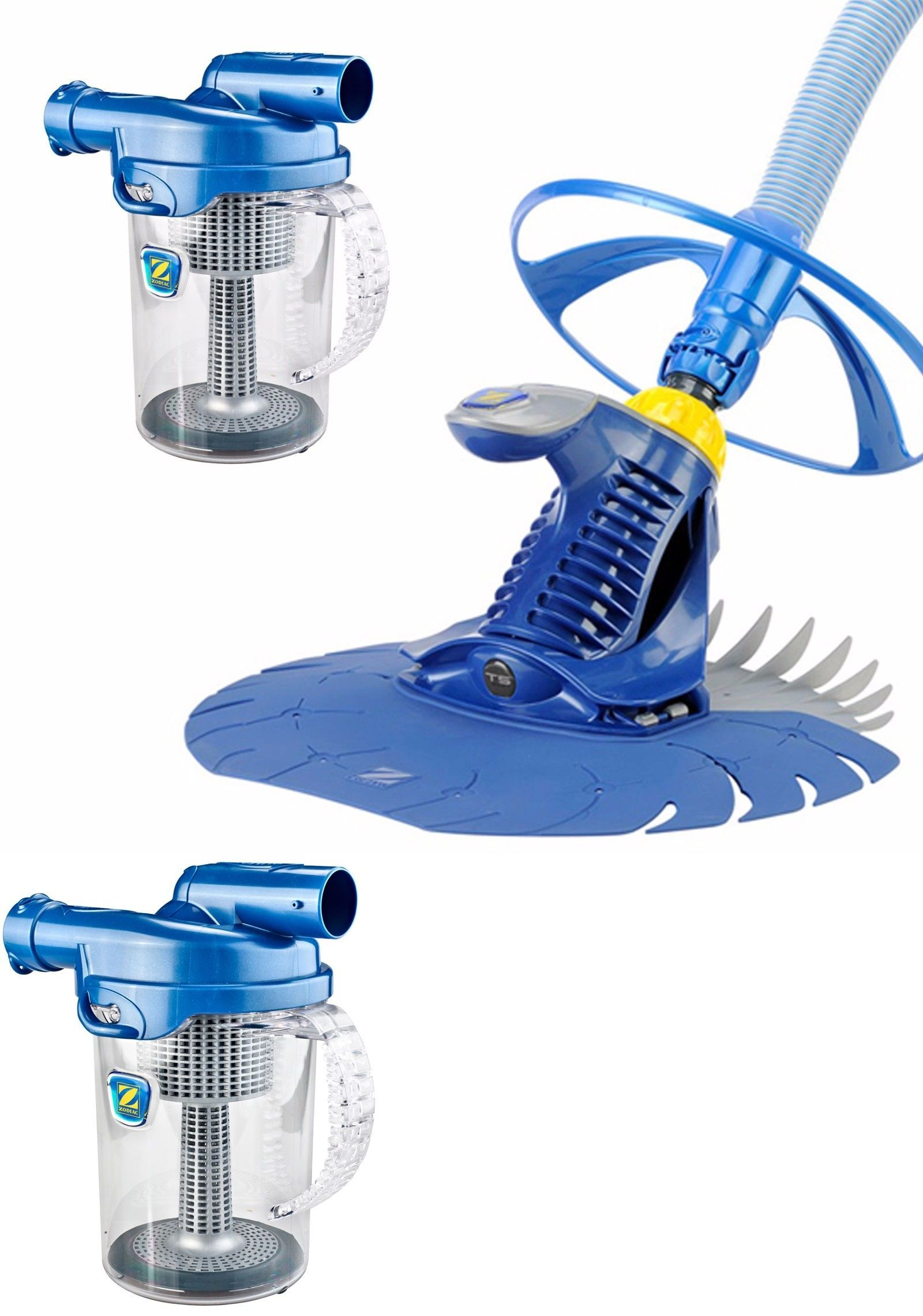 Zodiac T5 Duo Suction Side In Ground Swimming Pool Cleaner With Leaf Canister 52337053884 Ebay Pool Cleaning Swimming Pool Cleaners Swimming Pools