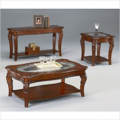 3 Coffee Tables Set
