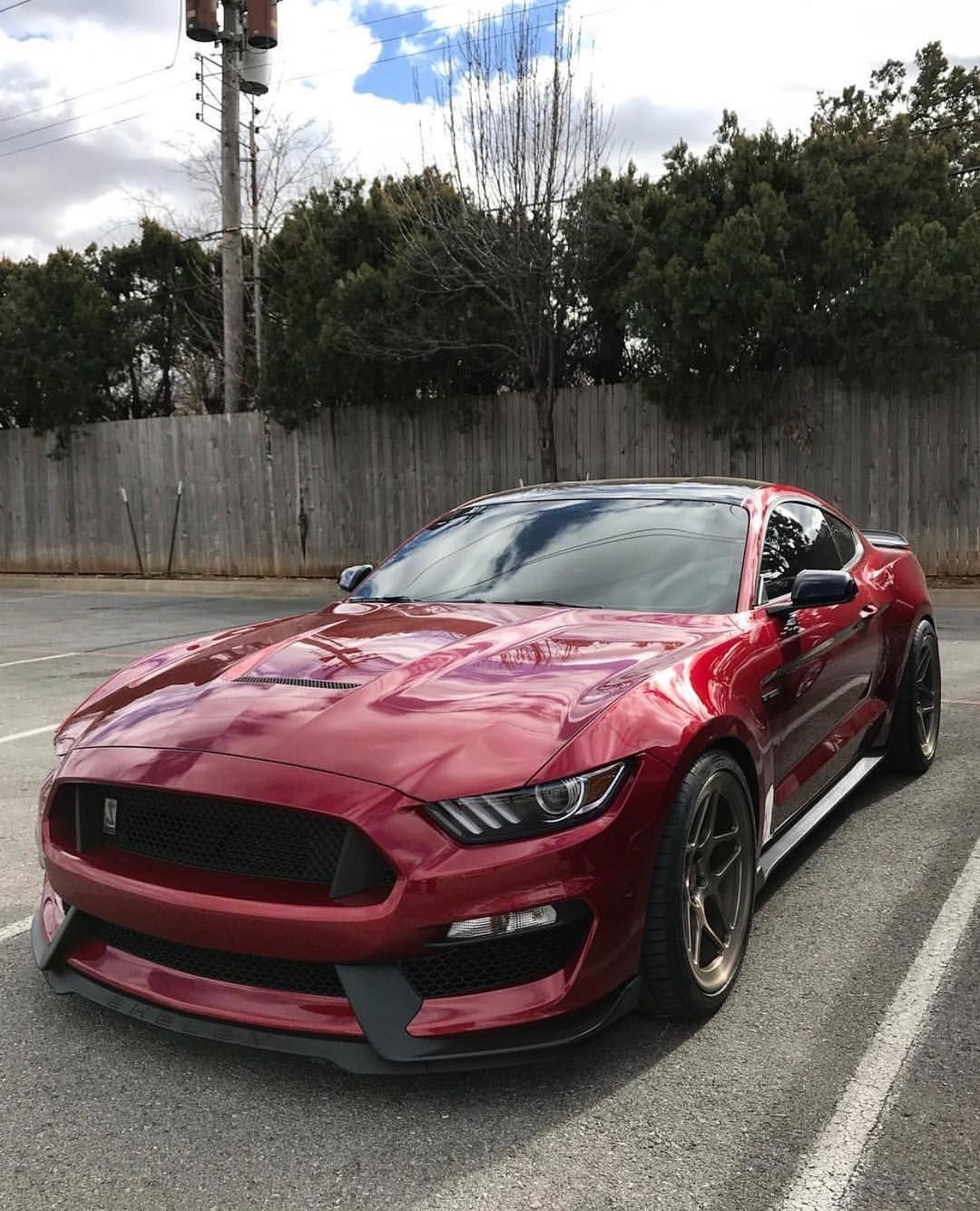 Ruby Red Rate This 1 10 Follow Socialmustang For More Mustangs Owner Ldy 9 Check Out These Pages Musclecarv Ford Mustang Shelby Gt Red Mustang Mustang