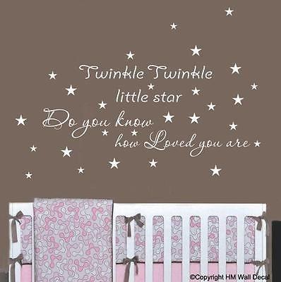 TWINKLE TWINKLE LITTLE STAR..\