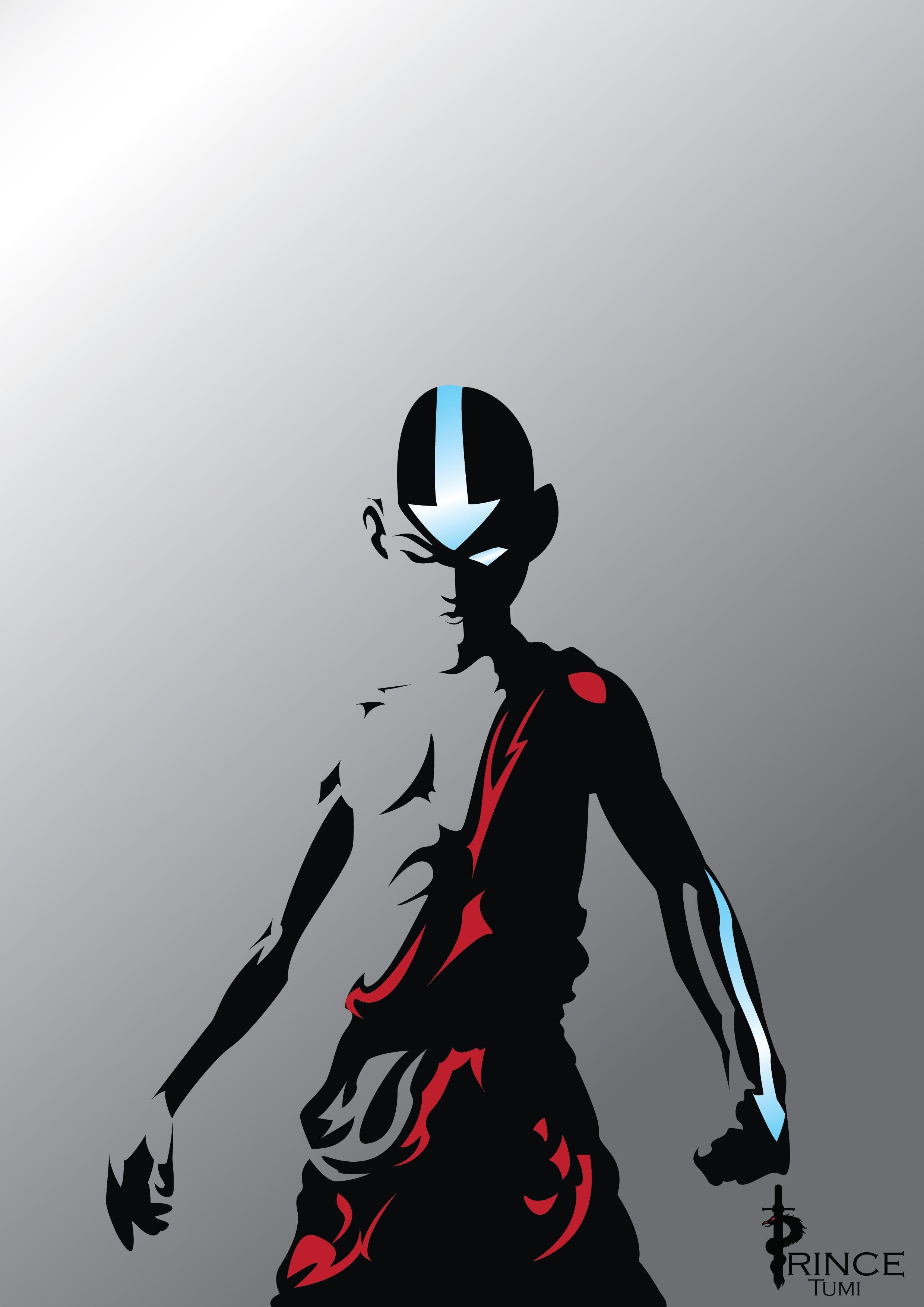 Avatar Aang (by me) : TheLastAirbender #avatarthelastairbender