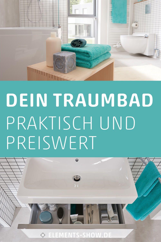 Praktisches Funktionsbad Bad Praktisch Baderwelt