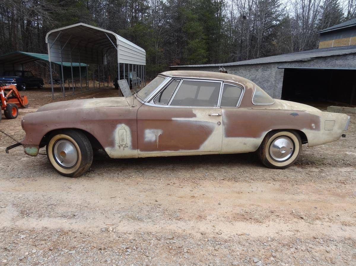 1953 Studebaker Champion Hardtop Coupe | Barn Finds,Junk Yard Cars ...