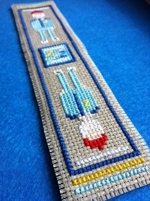 PDF The Life Aquatic Aquatic bookmark by bobby2scoops on Etsy, £3.00