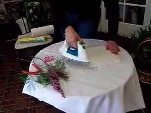 How to press flowers with wax paper need this for home school how to press flowers with wax paper need this for science notebooking botany lessons mightylinksfo