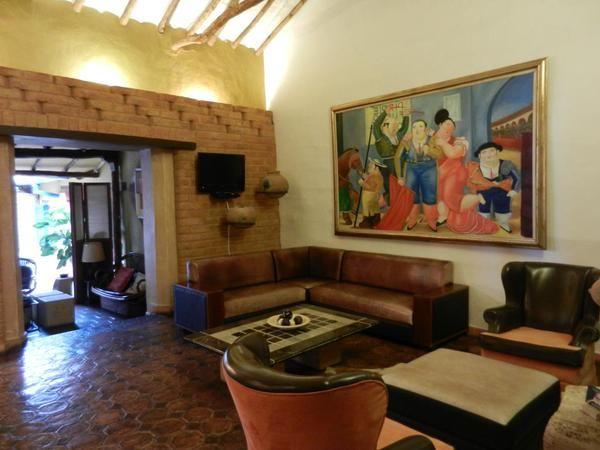Hotel Boutique Los Angeles En Barichara Santander Colombia Con