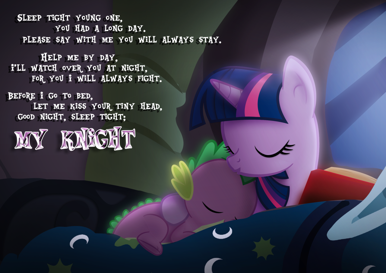 twilight and spike relationship poems