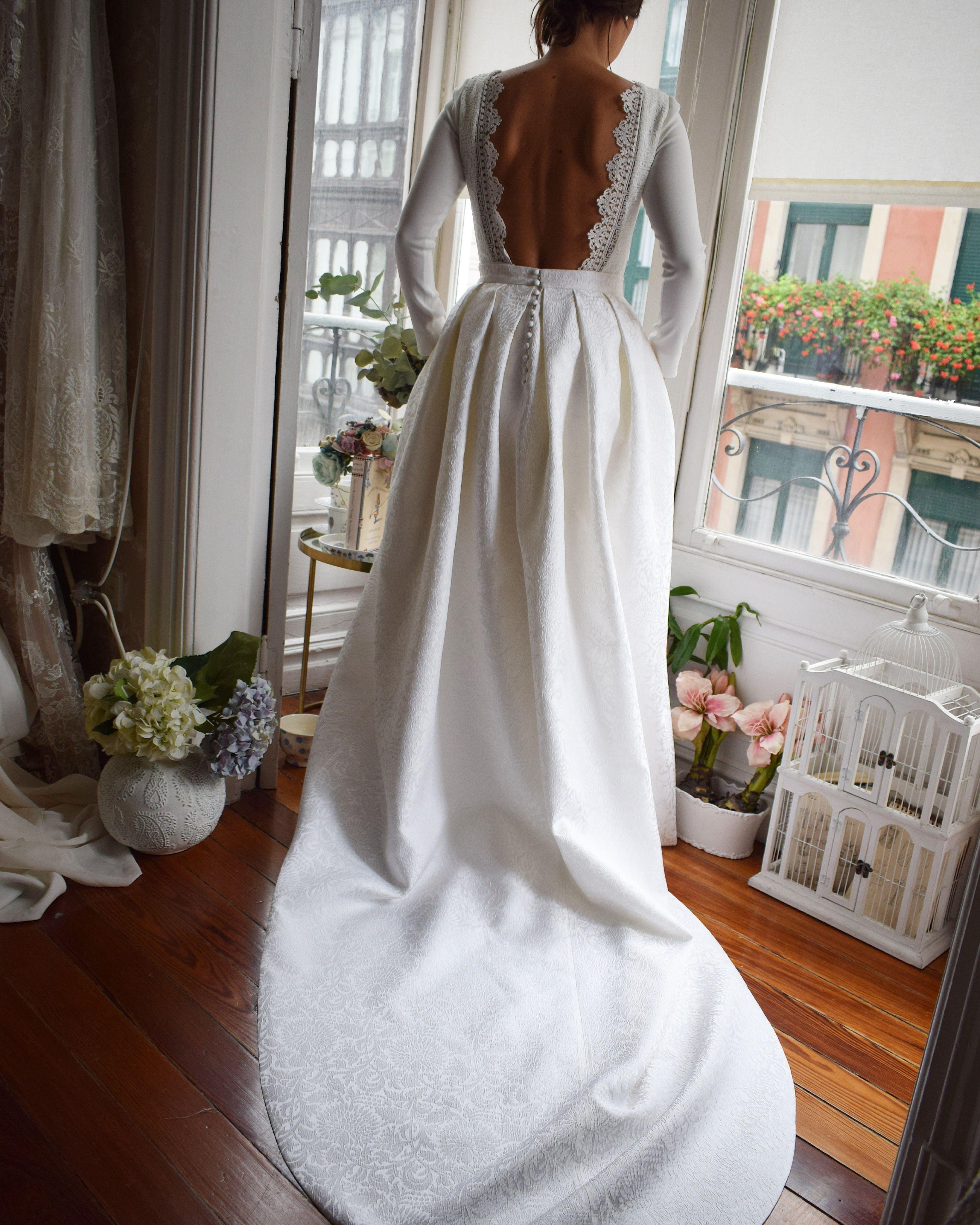 Bridal Dresses With Sleeves   Wedding dress, Wedding and Weddings