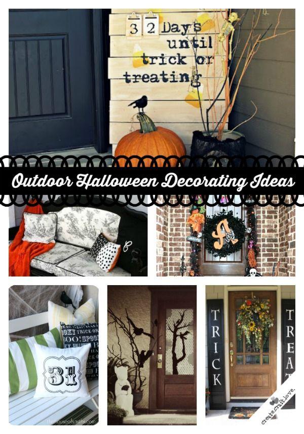 Backyard Halloween Ideas