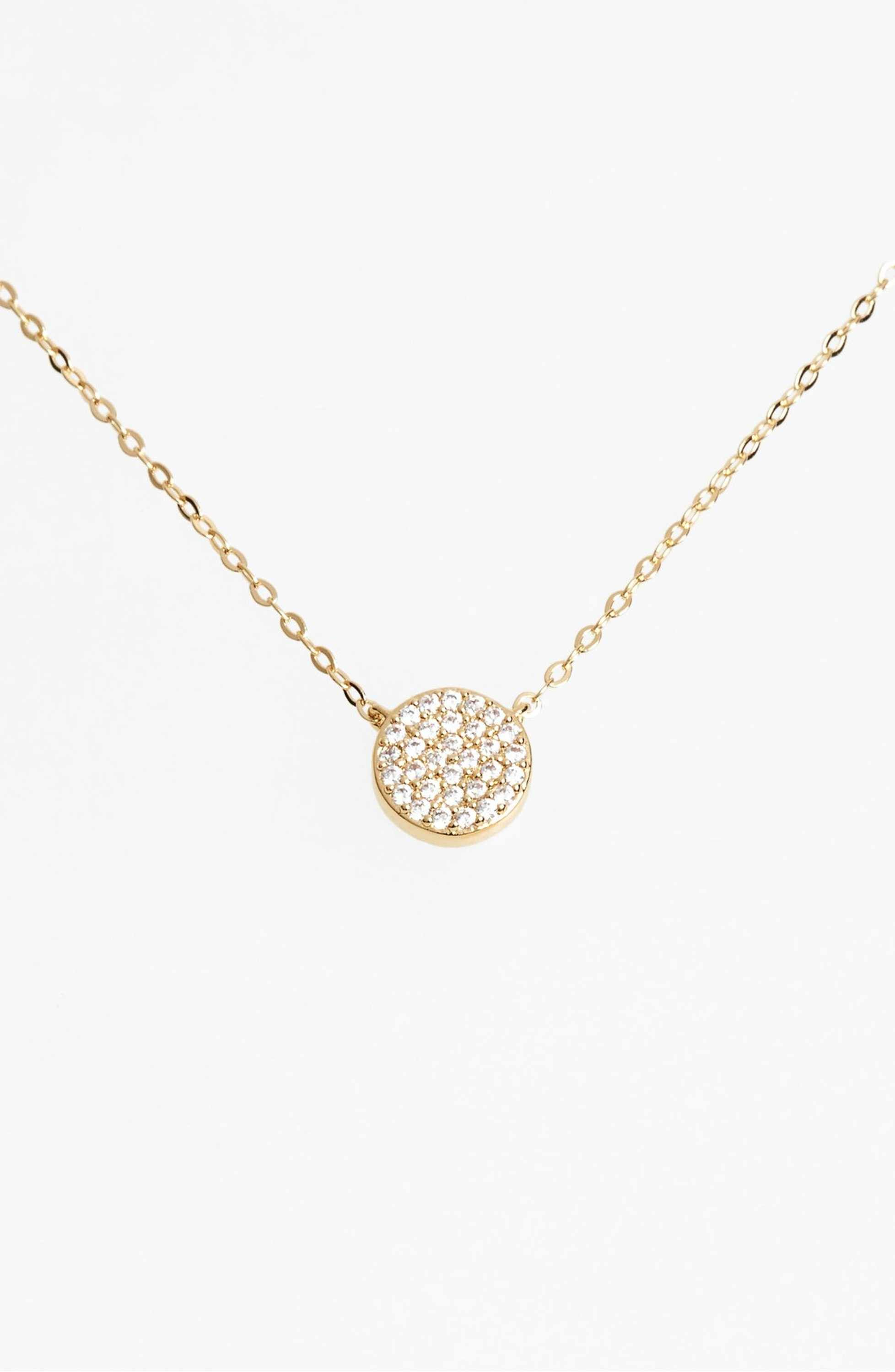 Main image nadri ugeou small pendant necklace favorites