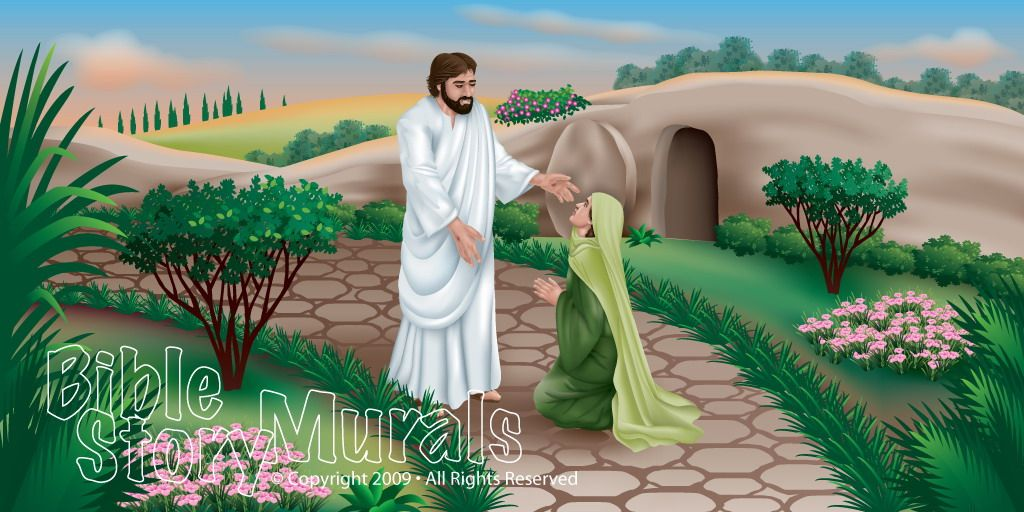 bible stories mural style - photo #22
