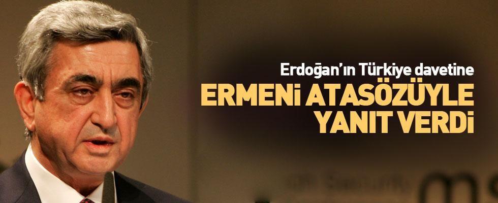 Sarkisyan, Türkiye davetine yanıt verdi - http://goo.gl/QCOIEB