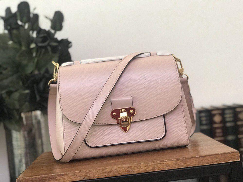 fb27e6f5350 Louis Vuitton Boccador handbag M53336 – Rose Ballerine