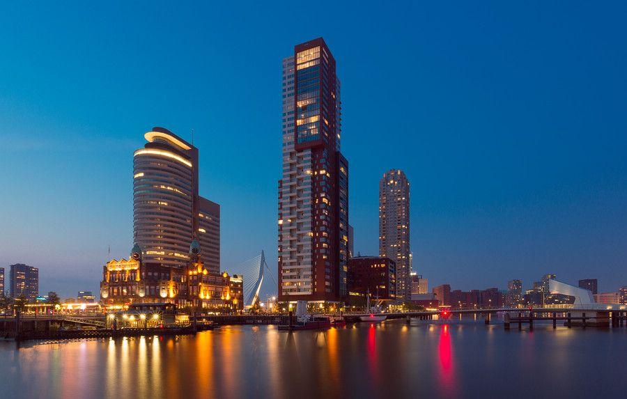 Nightshots Rotterdam by Micha Posthumus on 500px