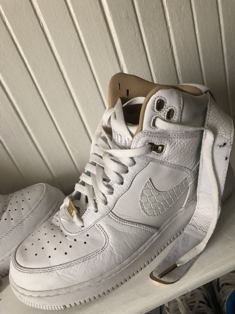 air force ones used