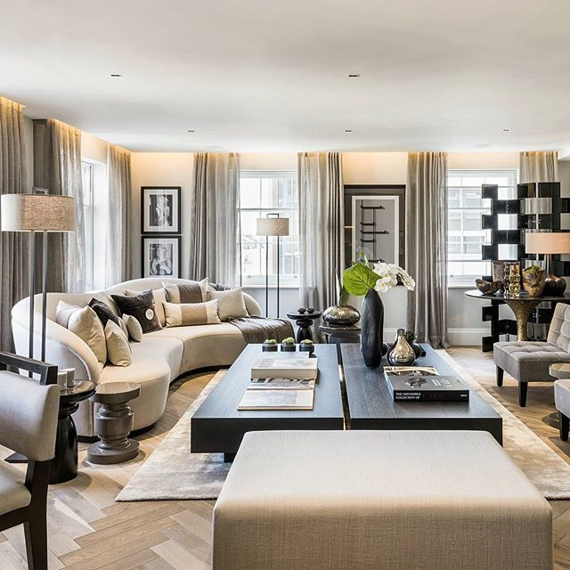 New Home Designs Latest Luxury Living Rooms Interior: Pin By 天洋 王 On Kelly Hoppen