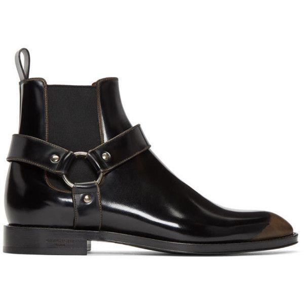 Mens Boots Black
