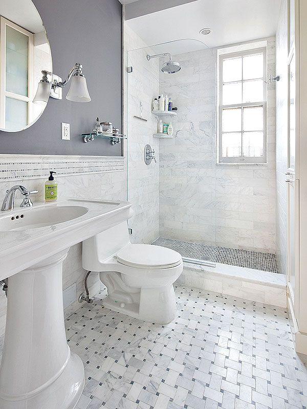 Bathroom Floor Construction