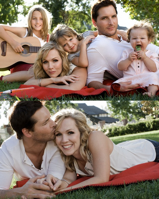 Jennie Garth and Luke Perry: DATING? - Today's Parent