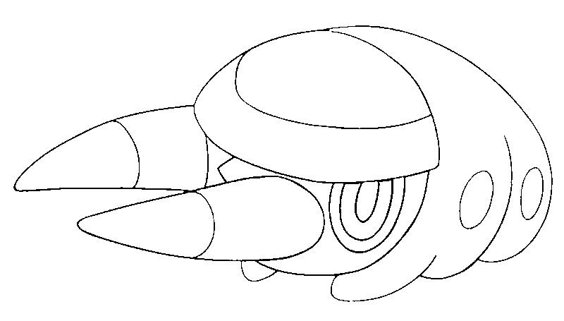 Grubbin Moon Coloring Pages Coloring Pages Pokemon