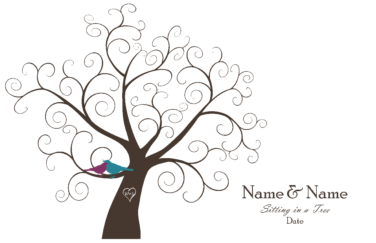 Free Wedding Invitation Templates Tree My Wedding Ideas