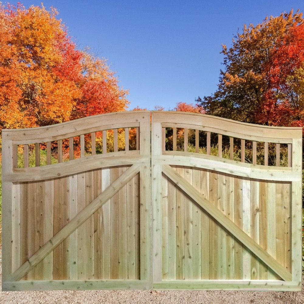 Best Cedar Cedar Fence Cedar Posts Cedar 400 x 300